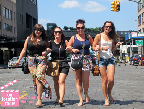On Location Tours - Sex and the City Tours