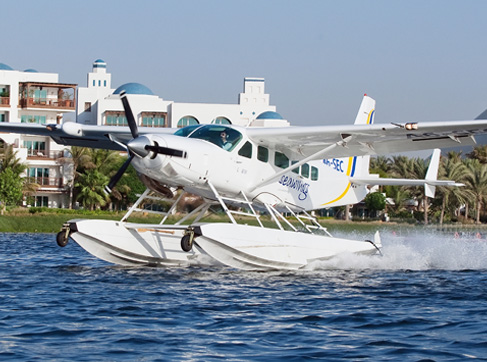 Seawings Dubai Seaplane Tours