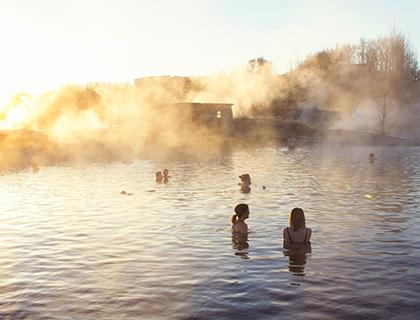 Secret Lagoon Thermal Bath