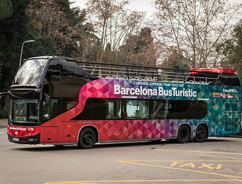 City Sightseeing Barcelona - Hop on Hop off