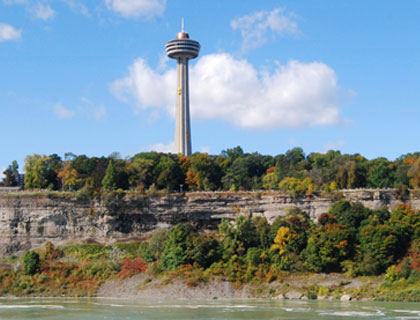 Skylon Tower Elevation