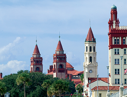 St Augustine Tours - from Orlando