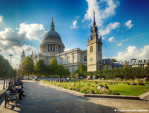 St Pauls Cathedral - Skip the Line