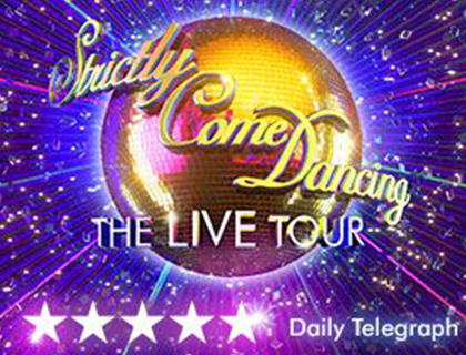 Strictly Come Dancing The Live Tour 2019 - Sheffield