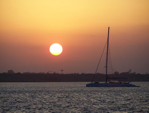 VIP Sunset Catamaran Cruise