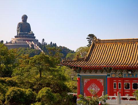 Sunset Lantau Tour