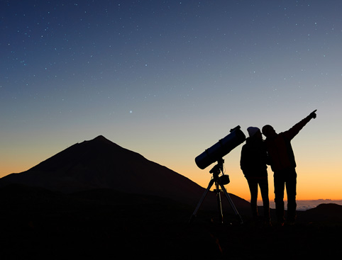 Mount Teide - Sunset & Stars Experiences