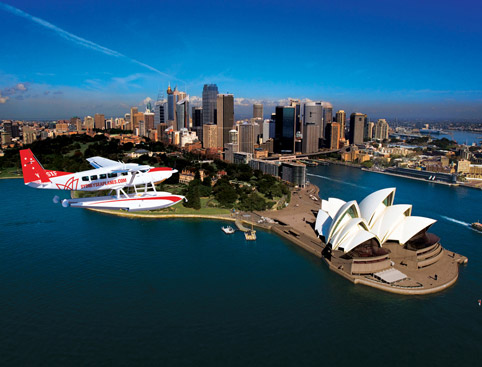 Sydney Highlights Scenic  Flight