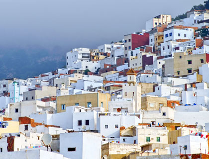 Tangier by Ferry - Full Day Tour incl Lunch