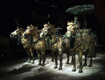Terracota Warriors & Banpo Museum - Private Tour