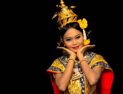 Thai Dinner and Classical Dance