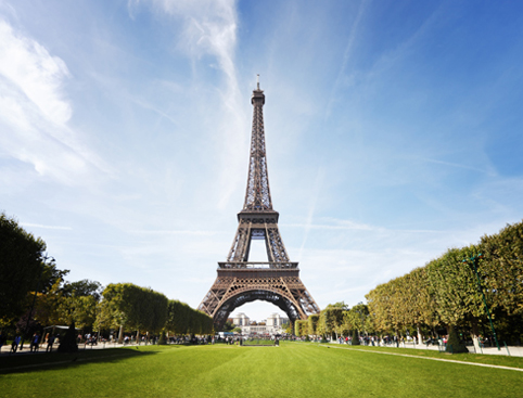 Eiffel Tower TOURS (Summit)