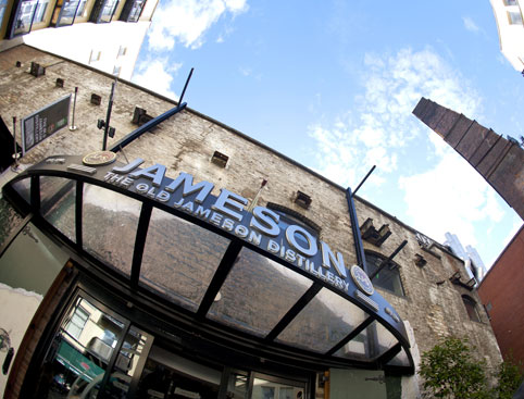 Jameson Distillery Bow Street, Dublin