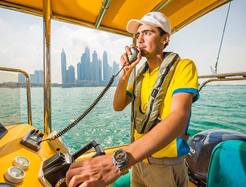 The Yellow Boats Dubai