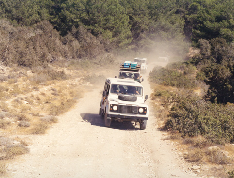 Grand Tour 4x4 Safari