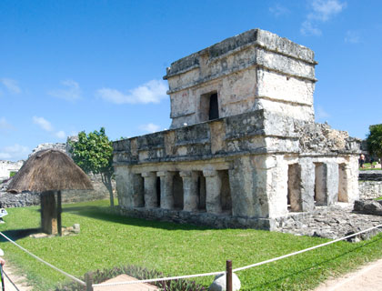 Tulum Ruins Tour + Xel-Ha Eco-Waterpark From Mayan Riviera