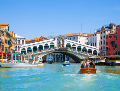 Venice Day Trip - From Lake Garda
