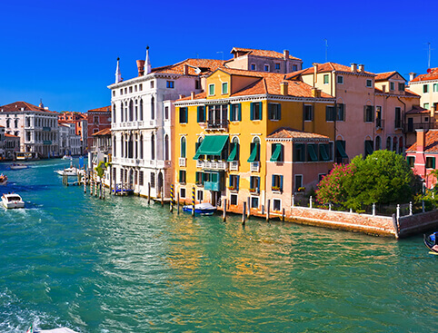 Venice Walking Tour & Gondola Ride