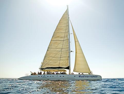 VIP Catamaran Cruise
