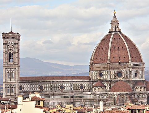 VIP Duomo Tour & Secret Terraces