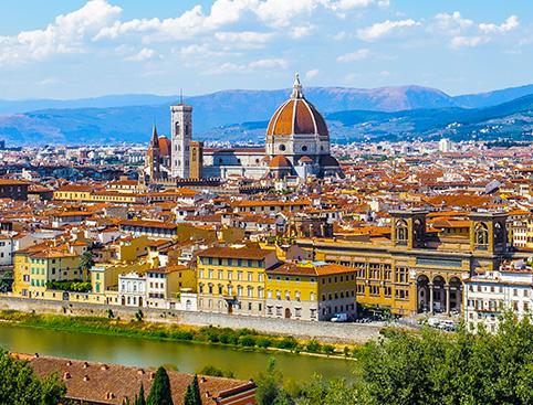 Florence Walking Tour with Aperitif