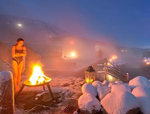Warm Baths & Cool Nights