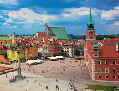 Warsaw Sightseeing Tour