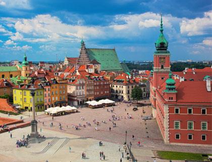 Warsaw Sightseeing Tour