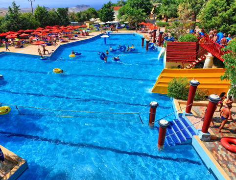 Water City Water Park - Incl Transport From Malia
