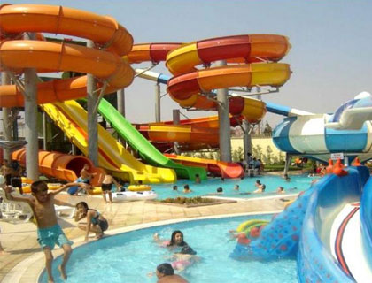 Water Planet Aqua Park - All Inclusive - Side