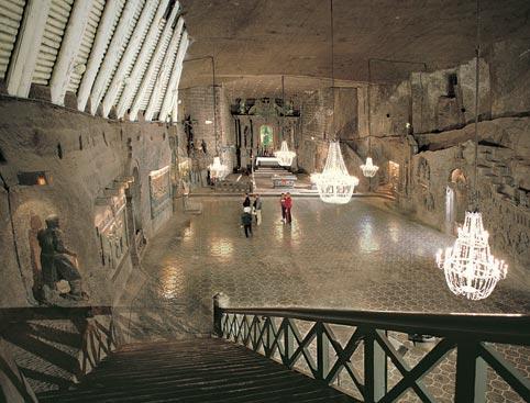 Wieliczka Salt Mine * PRIVATE Tours *