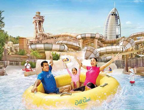 Wild Wadi Water Park - Ticket Only