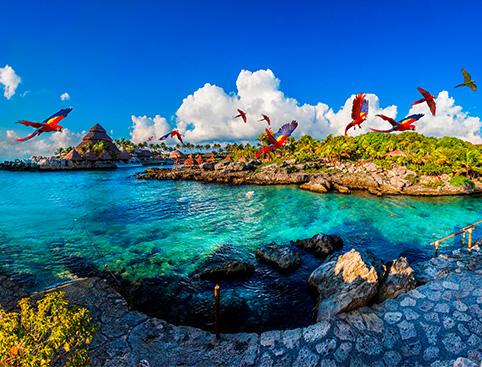 Xcaret Eco Waterpark Excursion Cancun