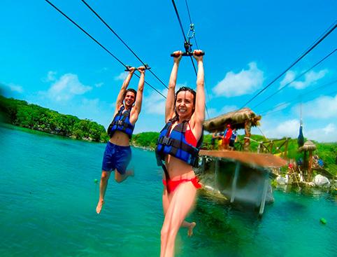 Xel-Ha All Inclusive Eco-Park Excursion - Cancun
