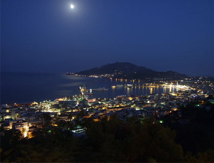 Zante by Night
