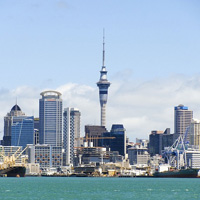 Auckland Morning City Highlights Including Harbour Cruise