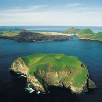 Vestmannaeyjar - Pompei of the North