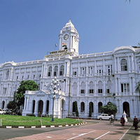 Full Day Chennai Sightseeing Tour